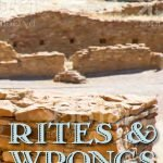 Cover image of the novel Rites & Wrongs